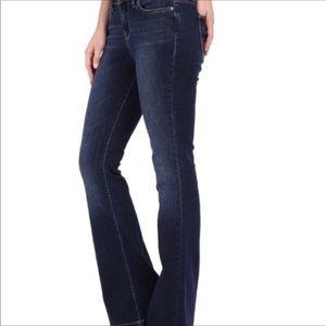 Calvin Klein Dark Wash Flare Jeans